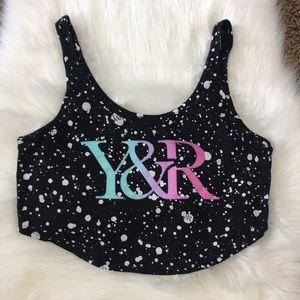 Y&R Crop Tank